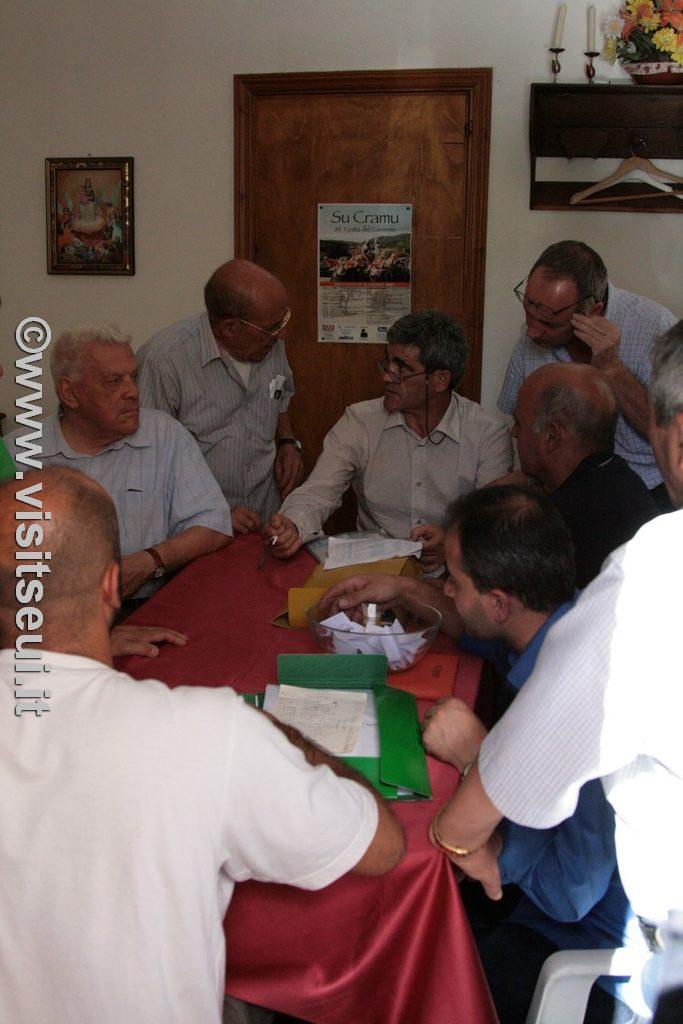 Preparativi elezione Obriere
