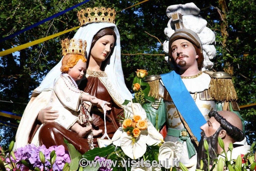 Madonna del Carmine e Sant'Efisio